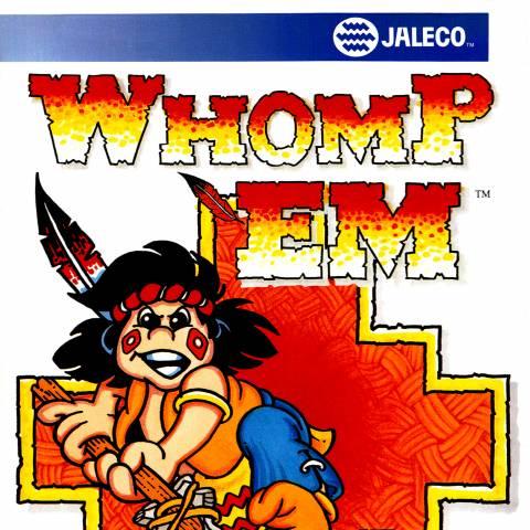 Whomp Em – NES